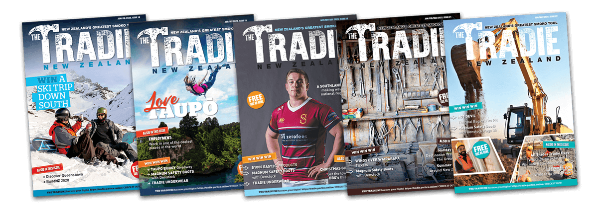 latest tradie nz magazines