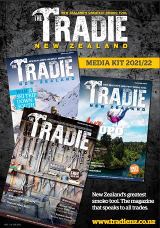 tradie media kit advertising